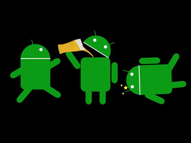 Android- tecnologia- Logotipo