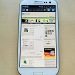 Samsung galaxy S3- Tecnologia- Android