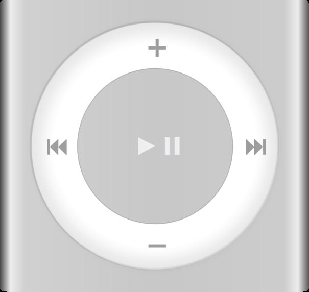 Ipod Shuffle- Reproductor Portatil