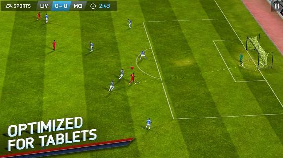 captura del FIFA14