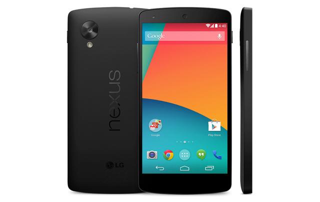 Nexus 5 fabricado LG