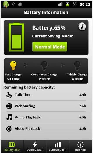 captura solucion bateria