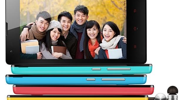 Colores Xiami HongMi 1S