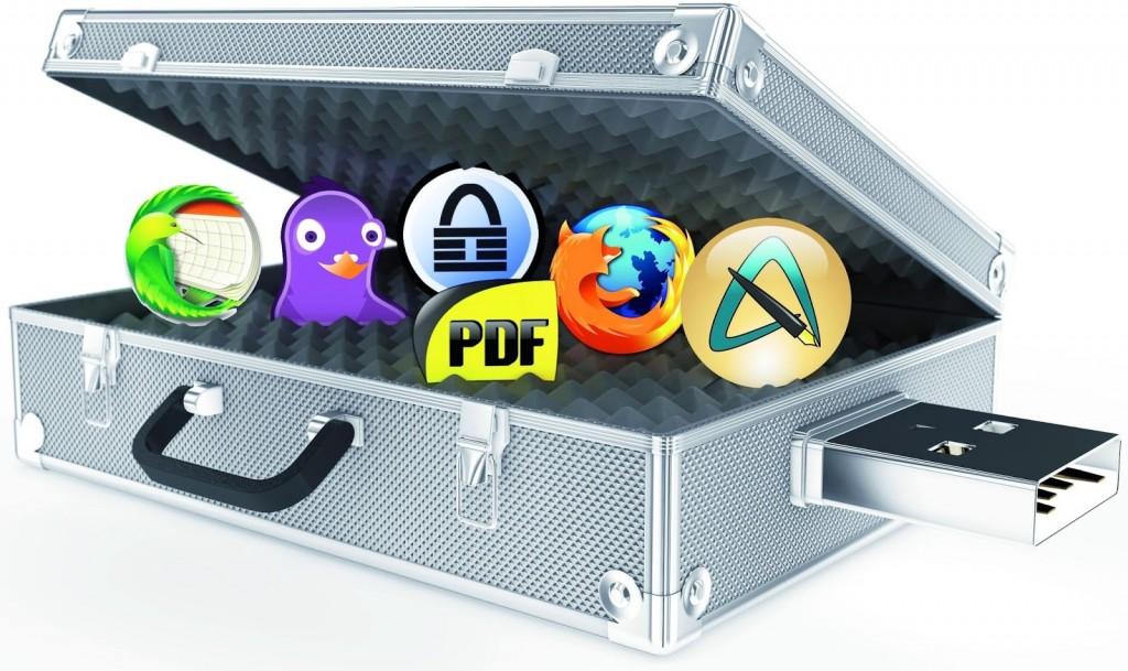 mejores opciones para programas portables