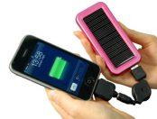 Los 4 mejores cargadores solares de bolsillo