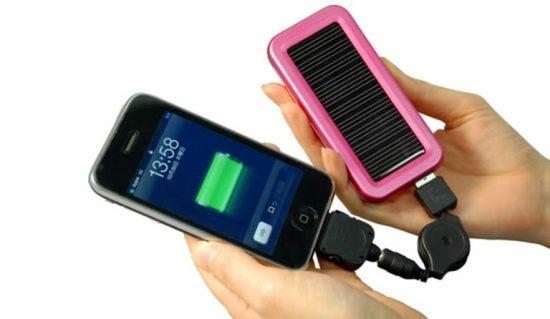 cargador solar powerbank