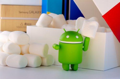 Nueva versión Android
