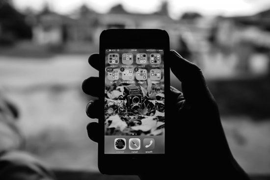 fotografia para smartphone android