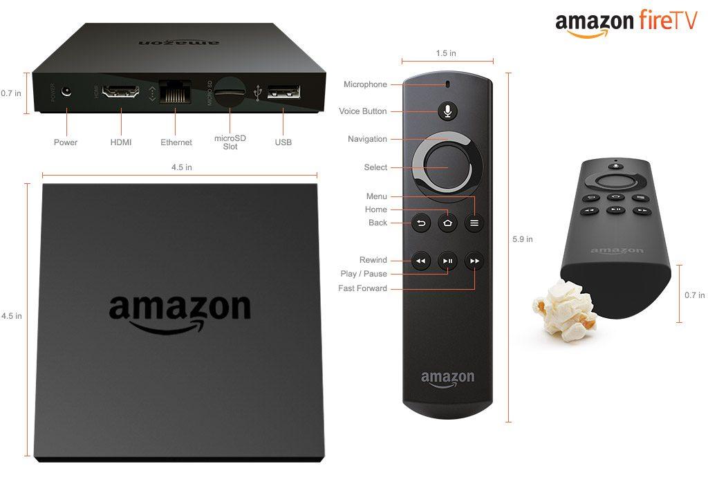 Amazon Stick TV