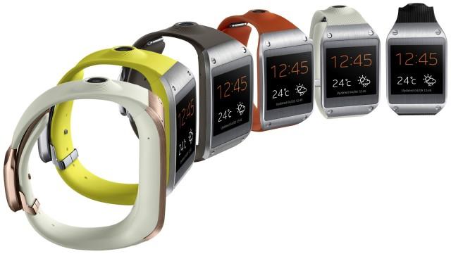 Reloj inteligente de Samsung